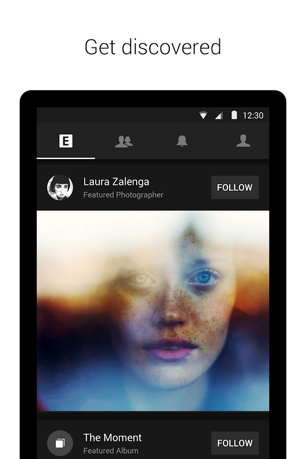 EyeEm - Camera & Photo Filter Screenshot 10