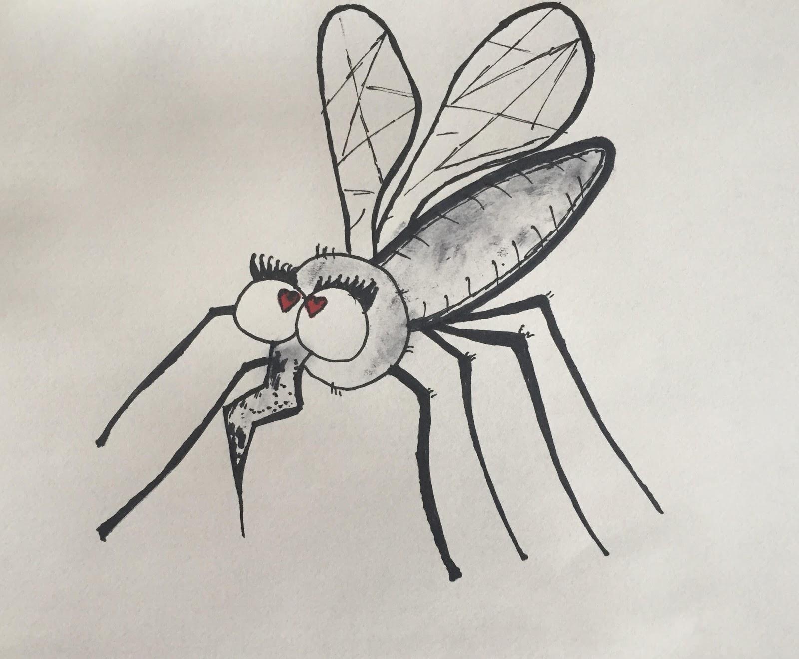 Liebe Mücke