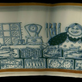 Favorite Cup of Tea  by Nat Bolfan-Stosic - Uncategorized All Uncategorized ( picture, cup, kitchen, favorite, tea )