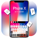 Keyboard for Phone X Icon
