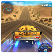 Drift car city traffic racer APK Descargar