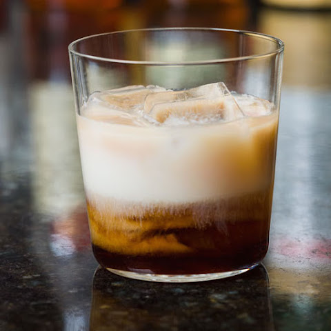 White Russian Cocktail (with Bénédictine)