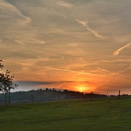 by Árpád Kovacsevics - Landscapes Sunsets & Sunrises