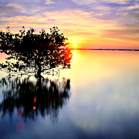 by Agus Devayana - Landscapes Sunsets & Sunrises