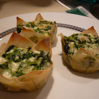Spinach Mini Pies