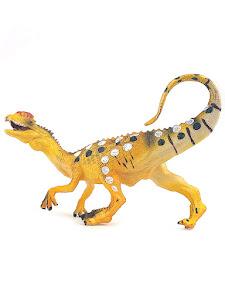 "Игрушка-фигурка серии ""Город Игр"", динозавр дилофозавр, biological"
