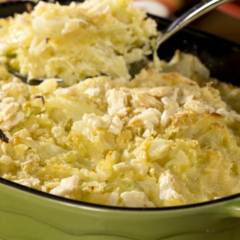 Fluffy Cabbage Casserole