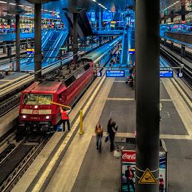 by Jim Cunningham - Transportation Trains