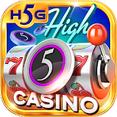 High 5 Casino – Free Hit Vegas Slots icon