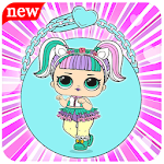 New LQL Game Of Super Ball : Dolls Surprise Icon