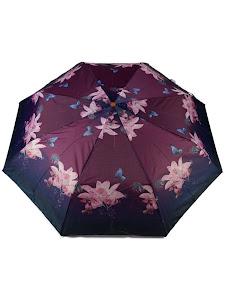 "Зонт ""Компакт S"", темно-фиолетовый"