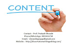 We are the Professional Content Writing Services in Pune