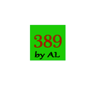 389 by AL for PC-Windows 7,8,10 and Mac