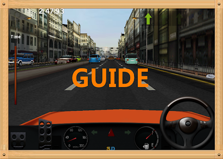Tips Guide for Dr. Driving - screenshot