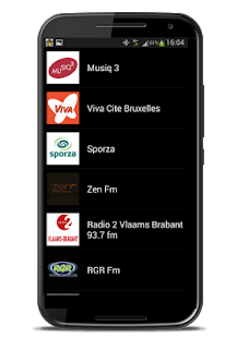 Belgium Radio Live - screenshot