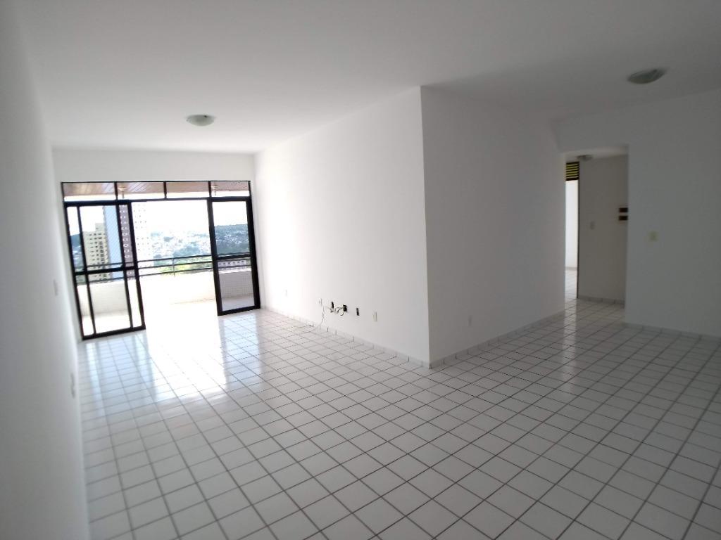 Apartamento com 3 dormitórios à venda, 145 m² por R$ 370.000,00 - Tambauzinho - João Pessoa/PB