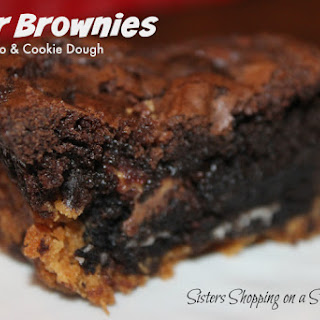 Reese's, Oreo and Cookie Dough Brownies