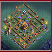 Free layout for clash of clans APK for Windows 8