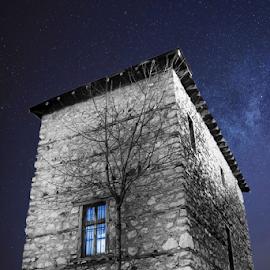 by Горан Ѓоровски - Buildings & Architecture Public & Historical ( #lazaropole, #longexposure, #macedonia, #canon, #blackandwhite )