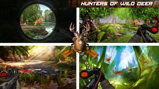 Hunterss of Wild Deer apk screenshot