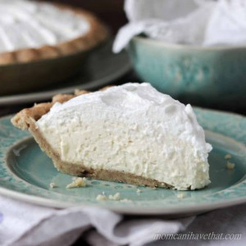 Low Carb Banana Cream Pie