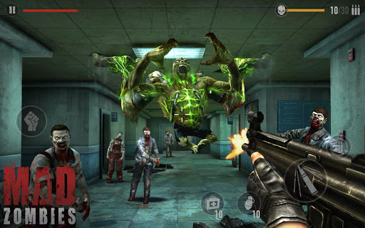 MAD ZOMBIES : Offline Zombie Games For PC