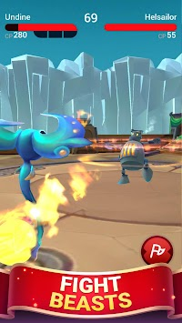 Draconius GO: Catch A Dragon! APK screenshot thumbnail 4