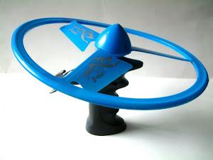 Летающая Тарелка - Бумеранг с подсветкой