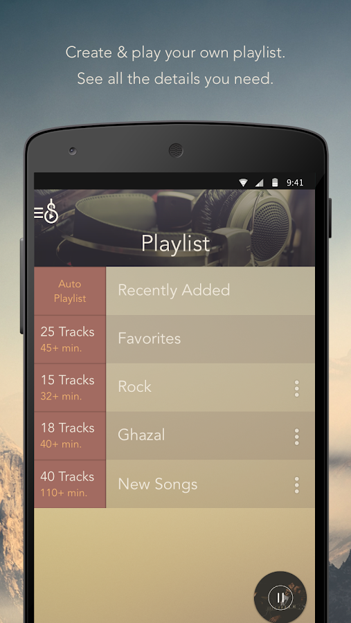 Solo Music Player Pro Screenshot 4