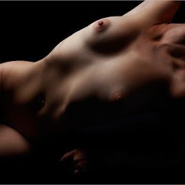 Torso 2 by Clifford Els - Nudes & Boudoir Artistic Nude