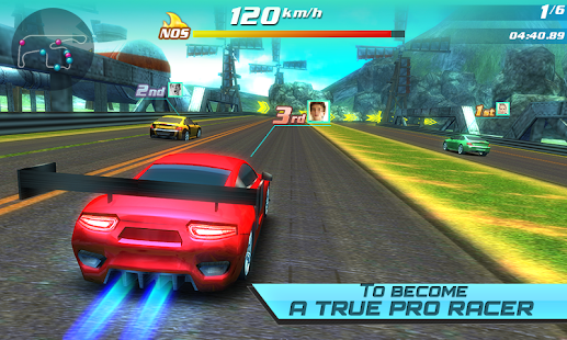 Drift car city traffic racer- screenshot thumbnail