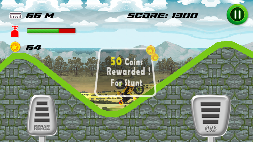 android Super Bike Stunt Screenshot 5