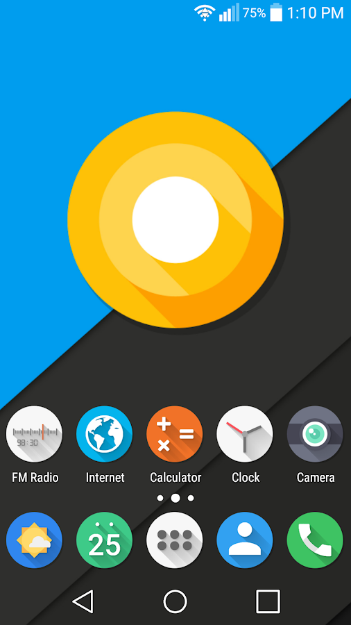 O Icons - Android O Icon Pack Screenshot 0