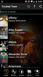 Cocktail Team®