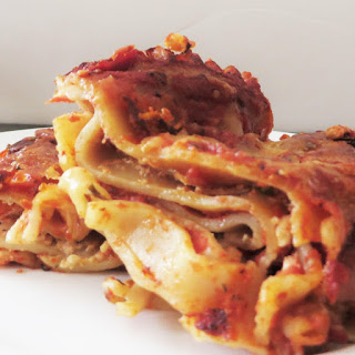 The World's Easiest Lasagna