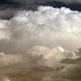 by Christine Warner - Landscapes Cloud Formations
