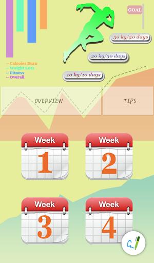 Weight Loss - 10 kg/10 days - screenshot