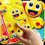 Emoji live wallpaper