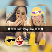 App InstaSquare - Photo Editor Collage Maker Pro APK for Kindle