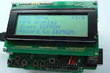 Phi-2 interactive arduino shield 2004
