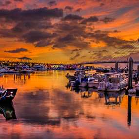 sunset by Gary Lu - Landscapes Sunsets & Sunrises ( gary lu, sunset )
