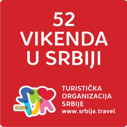 Android aplikacija 52 vikenda u Srbiji