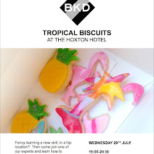 BKD Tropical Biscuit Baking Class (Adults)