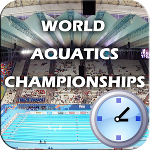 Countdown for World Aquatics