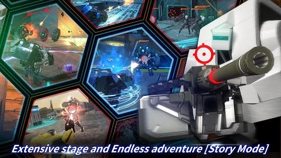 SquadflowM : Battle Arena