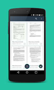 Easy Scanner Pro-PDF scanner screenshot for Android