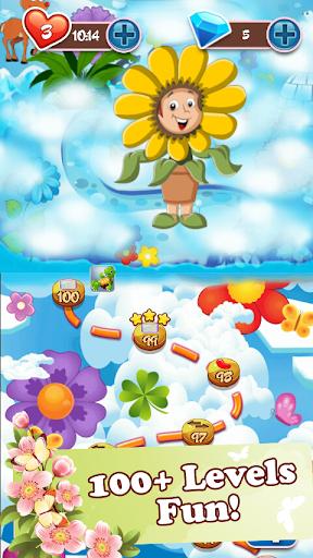 Blossom Crush - screenshot
