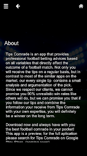 Tips Comrade - screenshot