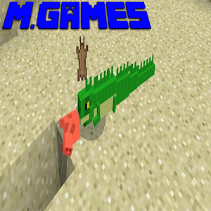 Download Iguanas Addon for minecraft PE For PC Windows and Mac
