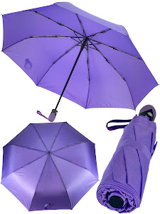 "Зонт ""Компакт L"", фиолетовый"